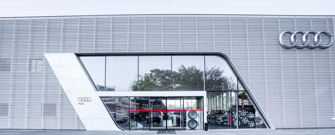 Ауді Центр Одеса Юг   офіційний дилер Audi